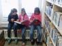 Školní družina v knihovně